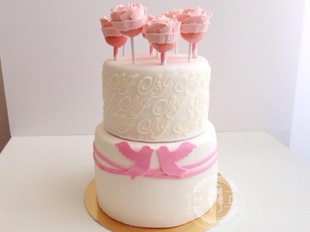 Les Plus Gâteaux De Mariage